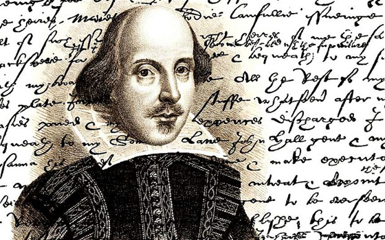 DF0Y3K William Shakespeare, 1564 - 1616, an English playwright, poet and actor