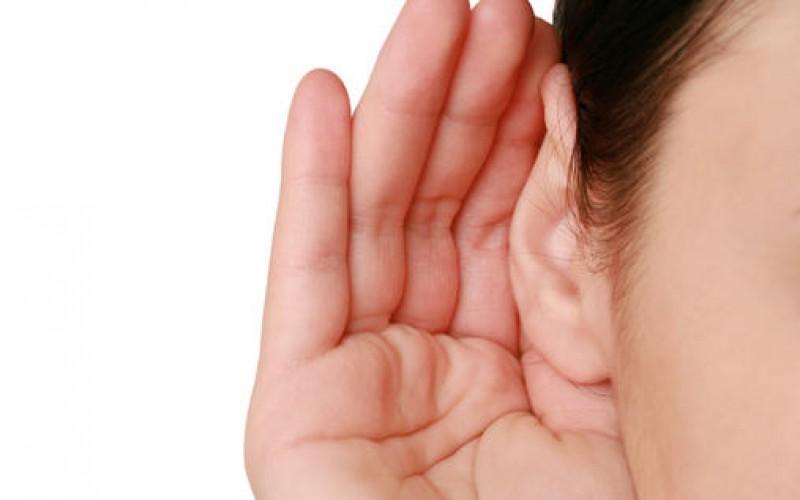 Dermoriflessologia – placca super-Udito usata a scopo terapeutico